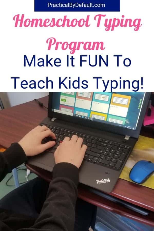 Do your kids know how to type? Typing is a life skill. Learn how we are using Typsey in our homeschool. #homeschool #typing