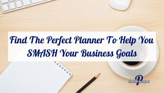 Smash your business goals with these planners