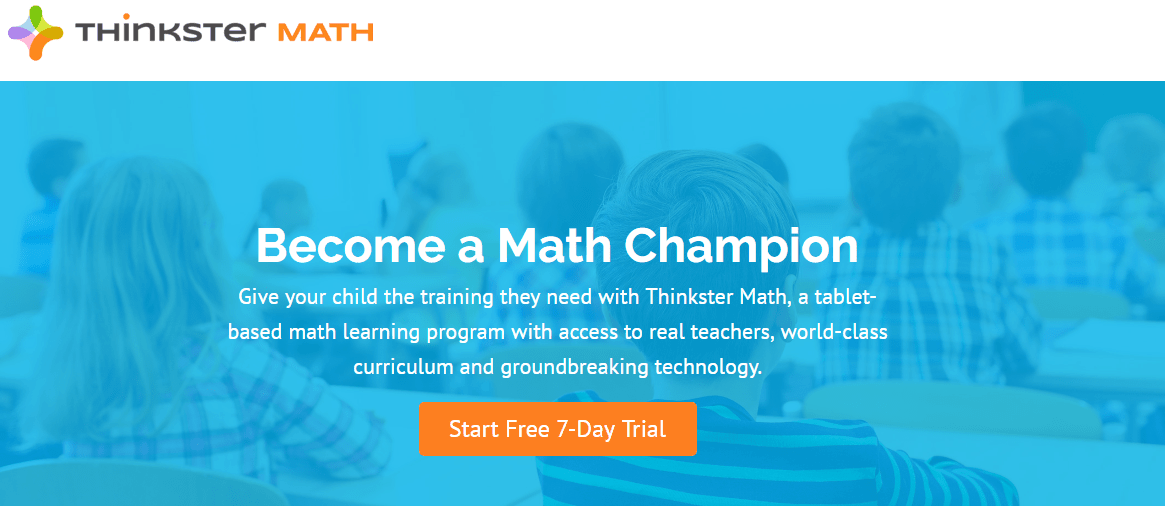 How to access your free trial for thinkster math