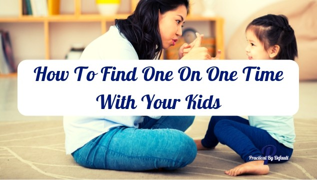 As a parent, you know spending time with your kids is vital in building strong lasting relationships. Here are tips help you connect with your kids each day.