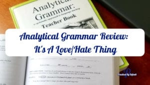 Analytical Grammar teachers text book and student book